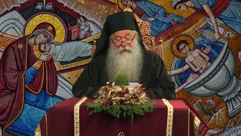 Божићна посланица Српске Православне Цркве